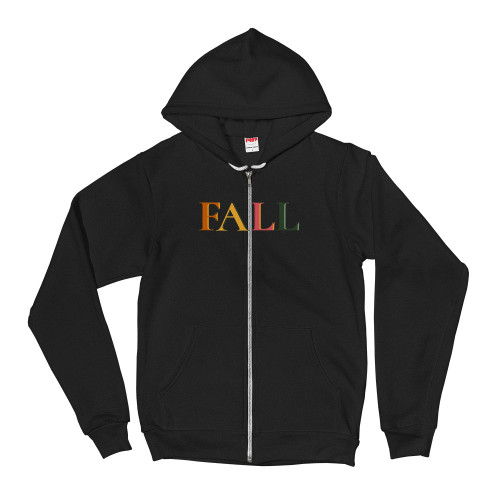 SC Graphic Fall Hoodie Sweater