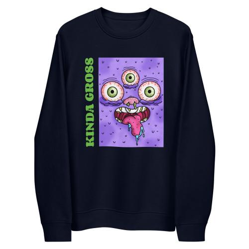 SC Kinda Gross Unisex Eco Sweatshirt