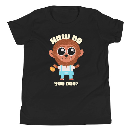 SC Youth Short Sleeve How Do You Boo T-Shirt
