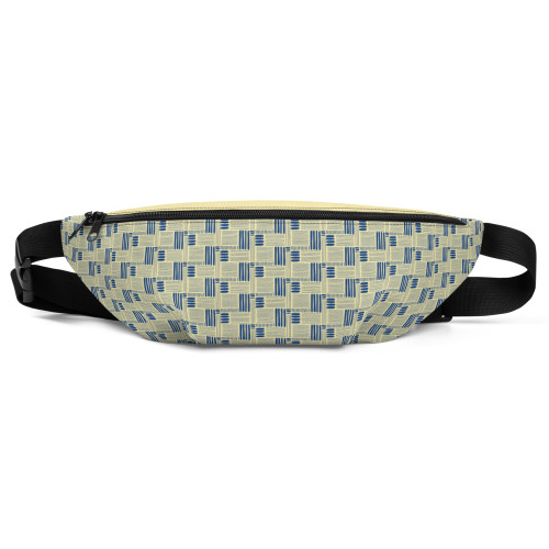 SC Abstract All-Over-Print Fanny Pack