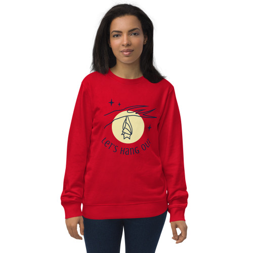 SC Let's Hang Out Unisex Organic Sweatshirt