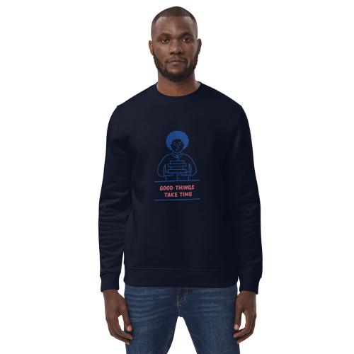 SC Good Things Take Time Eco Sweatshirt