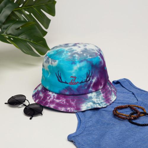 SC Graphic Tie-Dye Bucket Hat