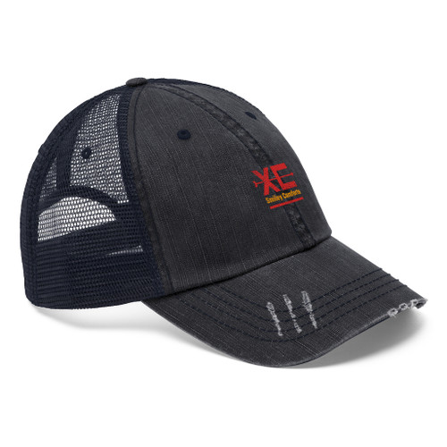 SC Graphic Embroidery Unisex Trucker Hat