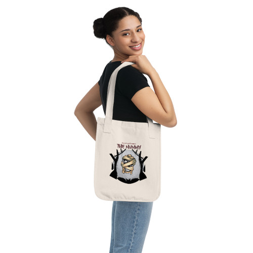 """SC Mummy Organic Canvas Tote Bag """"SOLD OUT"""""""