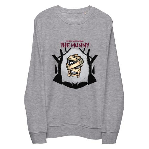 SC Horror Anime Unisex Organic Sweatshirt