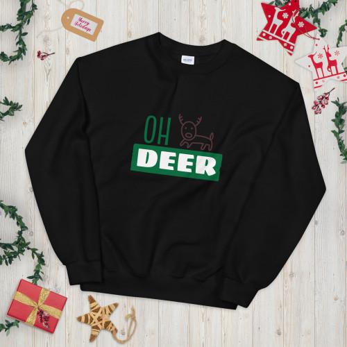 SC OH Deer Unisex Sweatshirt