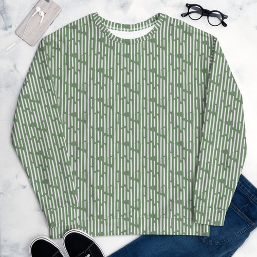 SC Men's All-Over-Print Sweatshirt