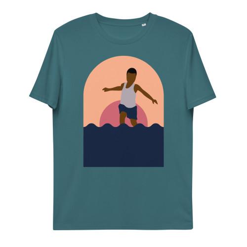 SC Feel Good Graphic Unisex Organic Cotton T-Shirt (Eco-Friendly)