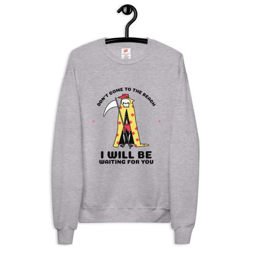 SC I Will Be Waiting Unisex Fleece Sweatshirt