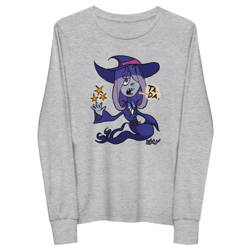SC Little Witch Youth Long Sleeve Tee