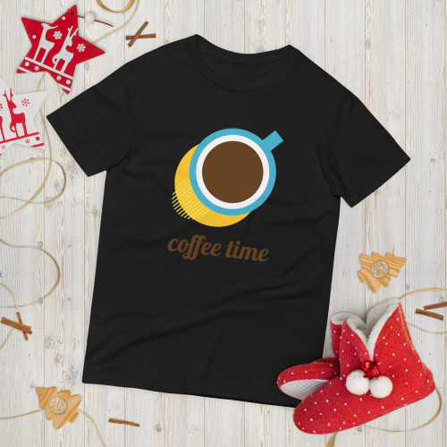 SC Coffee Time Unisex Short-Sleeve T-Shirt