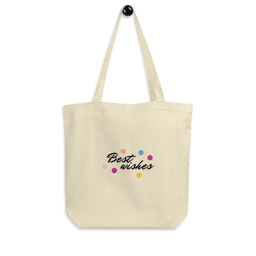 Best Wishes Eco Tote Bag