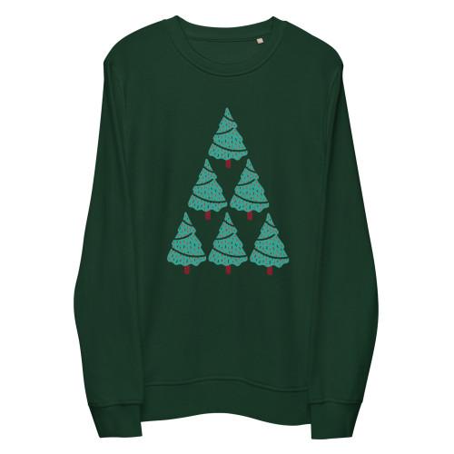 SC Seasonal Unisex Organic Sweatshirt