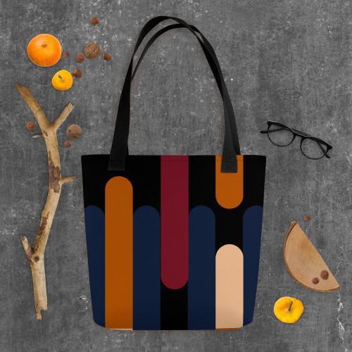 SC Abstract Designer Tote bag