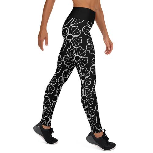 SC Pattern Designer Yoga Leggings