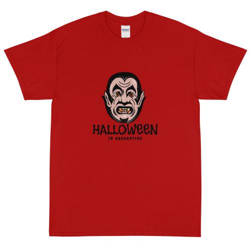 SC Halloween Count Short Sleeve T-Shirt