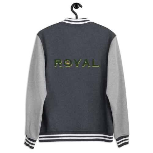 SC Royal Men's Letterman Jacket