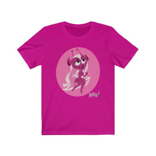 SC Pink Fairy Unisex Jersey Short Sleeve Tee