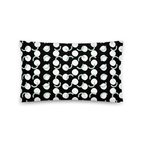 SC Pattern Print Basic Pillow (Seasonal Special)