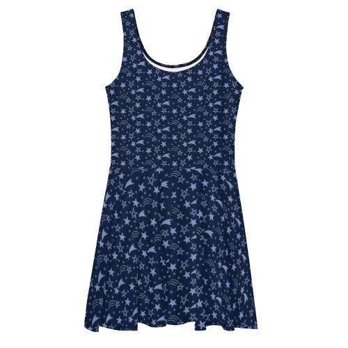 SC Sleeveless Skater Dress