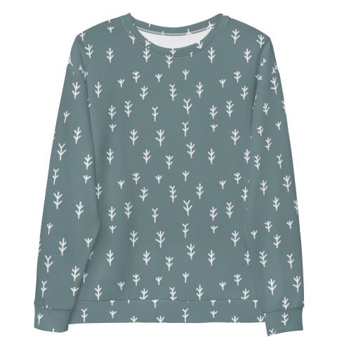 SC Men's  Crew Neckline Design Sweatshirt