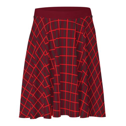 SC Design Pattern Skater Skirt