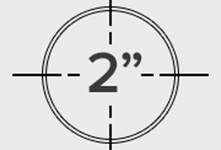 2-inch Outside Diameter