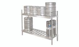 Keg Carts & Storage