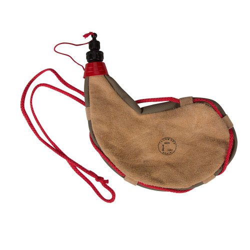 Leather Bota Bag - Spanish Wine Skin - 1 Liter