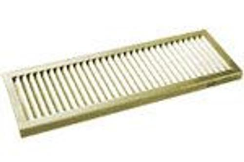 brass replacement splash grid