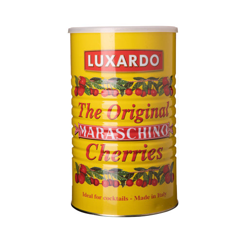 Luxardo Gourmet Maraschino Cherries - 12 lb Can
