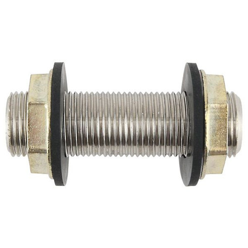 3-inch Cooler Coupling with Washers