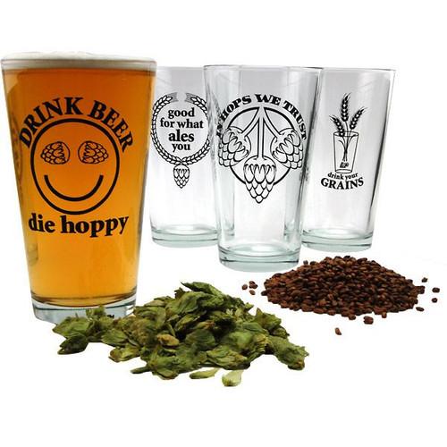 funny beer glasses