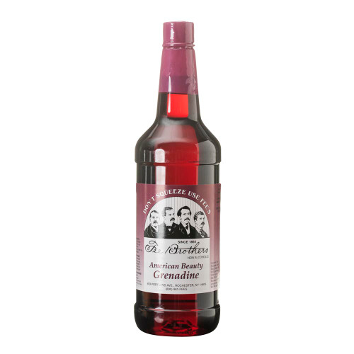 Fee Brothers American Beauty Grenadine Cocktail Syrup - 32 oz