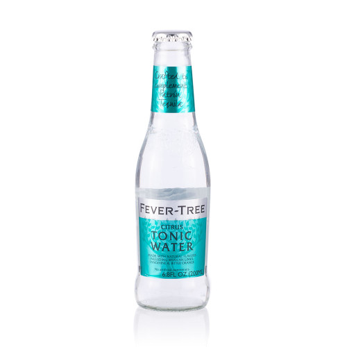 Fever Tree Citrus Tonic Water - 6.8 oz