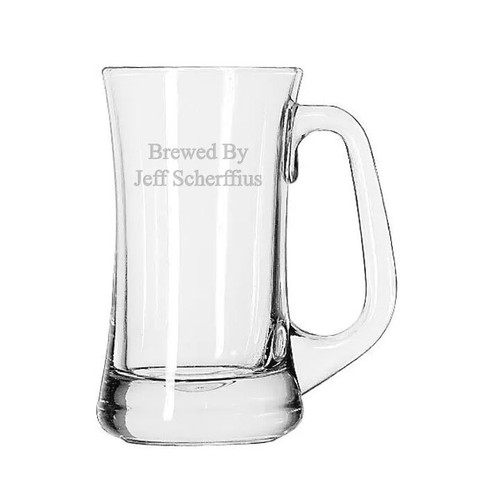 Scandinavia Beer Mugs - Set of 4 (Free Personalization)