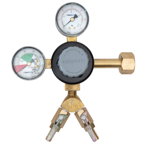 2 Product CO2 Regulator - Polycarbonate Bonnet