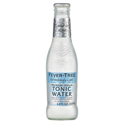 Fever Tree Refreshingly Light Premium Indian Tonic Water