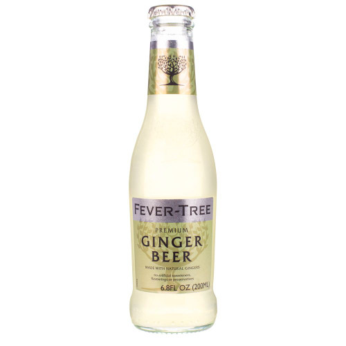 Fever Tree Premium Ginger Beer - 6.8 oz