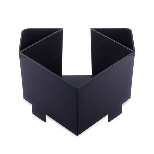 Corner Bar Caddy - 3 Compartments