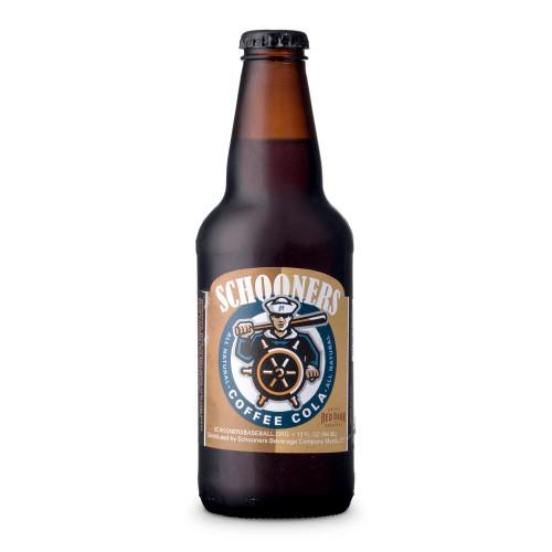 Schooners Coffee Cola - 12 oz Bottle