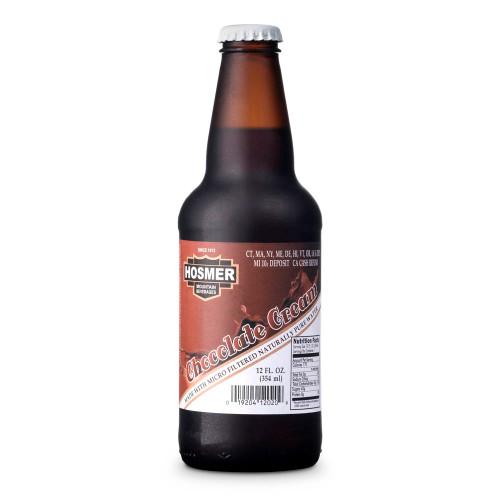 Hosmer Mountain Chocolate Cream Soda - 12 oz Bottle