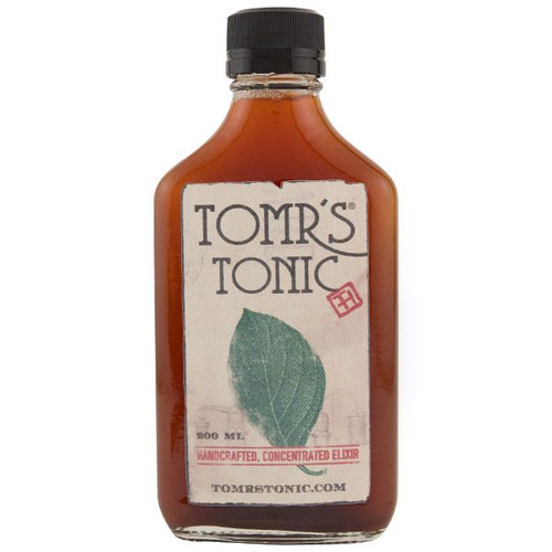 Tomr's Handcrafted Tonic Syrup Concentrate - 200 ml