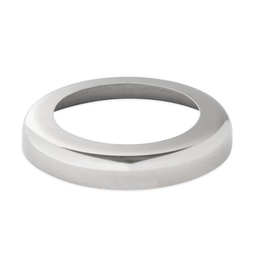 2-1/2-inch Chrome Flange Cover for Draft Tower