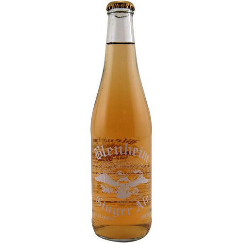 Blenheims ginger ale soda