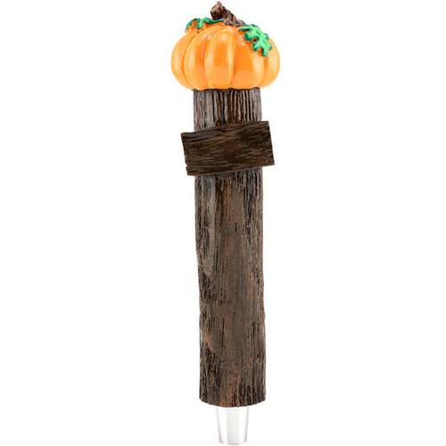 Pumpkin Tap Handle