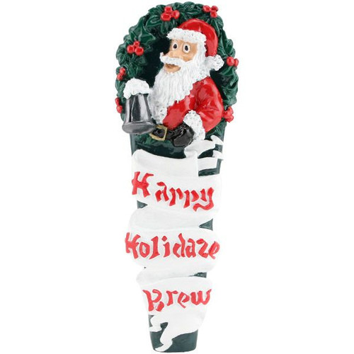 Santa Claus Tap Handle