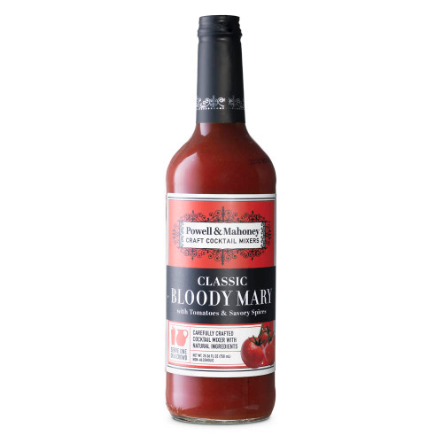 Powell & Mahoney Bloody Mary Vintage Original Cocktail Mixer - 750 ml