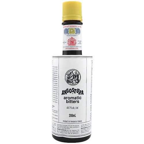 Angostura Aromatic Cocktail Bitters - 200 ml Bottle